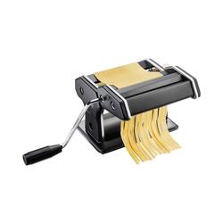 GEFU Nudelmaschine PERFETTA schwarz matt, Nudelmaschine für Lasagne