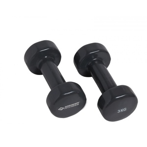 Schildkröt-Fitness Vinyl Hantel 3,0 kg Set Gewicht - 3.0 kg, Gewichtart - Kurzhantel - Set,