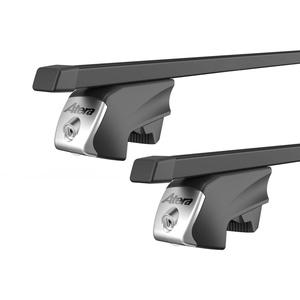Atera Signo RTD Stahl Dachträgerpaar für integrierte Reling - 048437