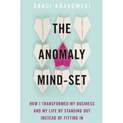 The Anomaly Mind-Set als Buch von Sandi Krakowski