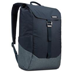 """Thule Rucksack Thule Lithos Backpack Rucksack Tasche für Notebook MacBook, für Laptop von bis zu 13,3"""" blau 28 cm x 42 cm x 20 cm"""