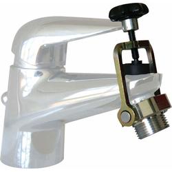 Wasserhahn Adapter Aqualigator, klemmbar