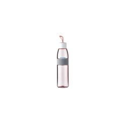 Mepal Trinkflasche Trinkflasche 700 ml Ellipse, Trinkflasche rosa