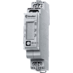 Finder Wirkstromzähler LCD-MBUS-MID 7E.23.8.230.0030