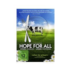 Hope for All. Unsere Nahrung - Hoffnung DVD