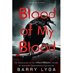 Blood of My Blood. Barry Lyga  - Buch