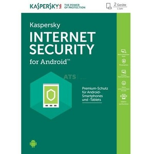 Kaspersky Mobile Internet Security for Android 2 Geräte 1 Jahr Dowload ESD 2018