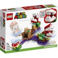 Lego Super Mario Piranha-Pflanzen-Herausforderung – Erweiterungsset 71382