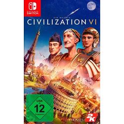 Sid Meier's Civilization VI Nintendo Switch, CIAB