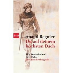 Du auf deinem höchsten Dach als Taschenbuch von Anatol Regnier