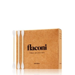 flaconi Bamboo Cotton Swabs  patyczki higieniczne  4x100 Stk
