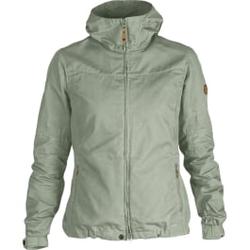 Fjällräven - Stina Jacket W Sage Green - Wanderjacken - Größe: L