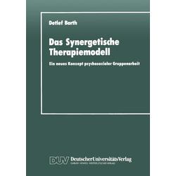 Das Synergetische Therapiemodell: eBook von Detlef Barth