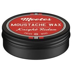 Mootes Moustache Wax Knight Rider