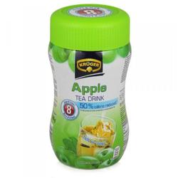 Krüger Instant Teegetränk Apfeltee 50 Prozent kalorienreduziert 400g
