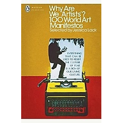 Why Are We 'Artists'?. Jessica Lack  - Buch