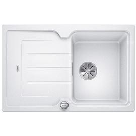 Blanco Classic Neo 45 S weiß + Excenterbetätigung + InFino + Kunststoffschneidbrett