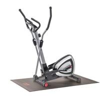 Motive by U N O Fitness CT 400 inkl. Schutzmatte grau/schwarz