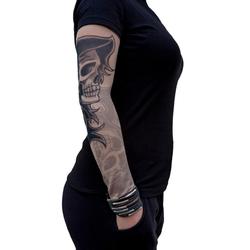 Tattoo Ärmel Strümpfe Armstulpen Motiv - the death