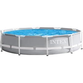 Intex Prism Frame Pool Set 305 x 76 cm inkl. Filterpumpe