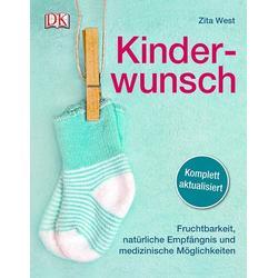 Kinderwunsch als Buch von Zita West