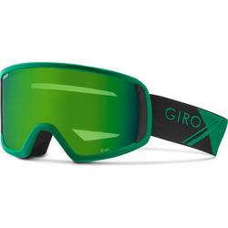 GIRO SCAN Schneebrille 2018 field green sporttech/loden green