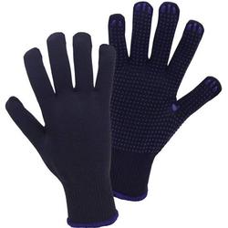 Worky L+D Purple 1131 Polyester-Fleece Arbeitshandschuh Größe (Handschuhe): 10, XL EN 388 CAT II 1