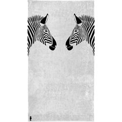 Seahorse Strandtuch Zebra (1-St)