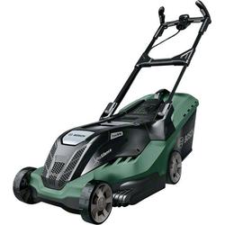 Bosch Home and Garden ADVANCEDROTAK 650 Elektro Rasenmäher mit Schnitthöhenverstellung 1700W Schni