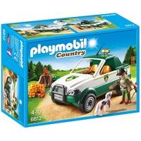 Playmobil Country Förster-Pickup (6812)
