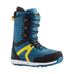 Burton - Kendo Blue/Yellow 20 - Herren Snowboard Boots - Größe: 9,5 US
