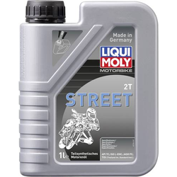 Liqui Moly Motorbike 2T Street 1504 Motoröl 1l