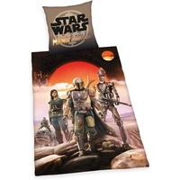 Star Wars The Madalorian 135 x 200 + 80 x 80 cm