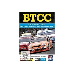 Btcc The 2009 Hiq Msa - DVD  Filme