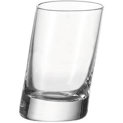 LEONARDO Schnapsglas PISA (6-tlg), Sehr starker Glasboden