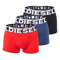 Diesel Boxer 3er Pack Boxershorts, Shawn bunt S