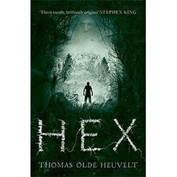 HEX. Thomas Olde Heuvelt  - Buch