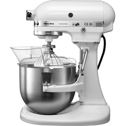 KitchenAid 5KPM5 EWH 315W 4.8l Weiß Küchenmaschine