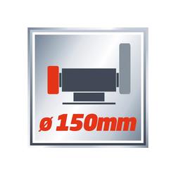 Einhell Stand-Bandschleifer TH-US 240, 900 m/min