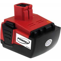 Powery Akku für Hilti Schlagschrauber SID 144-A, 14,4V, Li-Ion