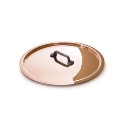 Mauviel M'250 Cuprinox Deckel Kupfer/Eisen 18cm