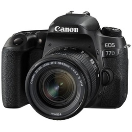 Canon EOS 77D + EF-S 18-55mm IS STM