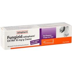 Fungizid-ratiopharm Extra