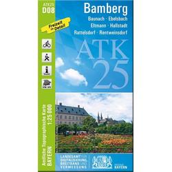 Bamberg 1 : 25 000