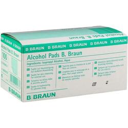 Alcohol Pads B.Braun