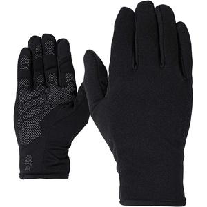 Ziener Erwachsene INNERPRINT TOUCH glove multisport Funktions- / Outdoor-handschuhe, schwarz (black), 6.5