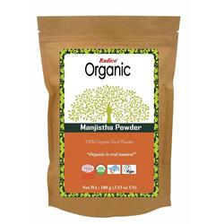 Radico - Manjistha Kräuterpflegepackung für das Haar - 100 g