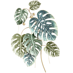 Wanddeko grün Wanddekoration Deko Wohnaccessoires