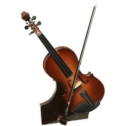Ambiente Haus Dekofigur Geige 23cm (1 Stück)
