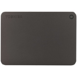 Toshiba Canvio Premium 1TB USB 3.0 grau (HDTW210EB3AA)